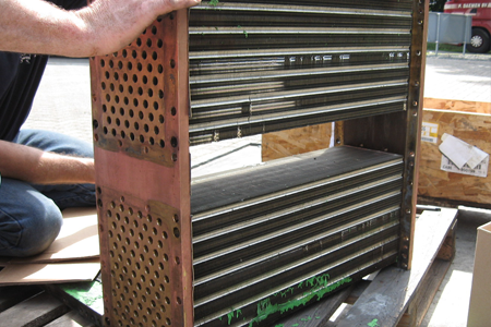 Stap 2 - Ultrasoon Reinigen - Demontage